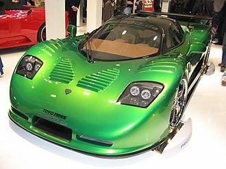 Mosler MT900 - Image: Mosler MT900 3
