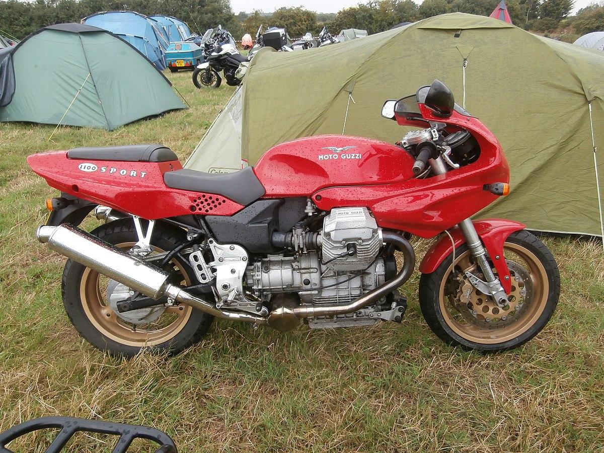 Moto guzzi sport 1100 serie wikipedia - Image moto sportive ...