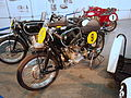 Motor-Sport-Museum am Hockenheimring, black BMW motorcycle.JPG