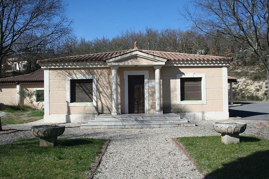 Moulès-et-Baucels (Hérault) - mairie