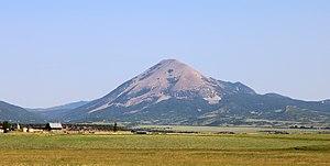 Mount Mestas - Image: Mount Mestas