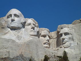 What Mount Rushmore Is Supposed To Look Like (1941)