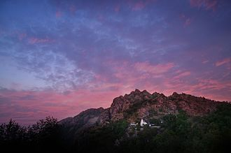 Climate of Rajasthan - Mount Abu is one of the coolest places in Rajasthan