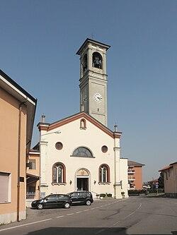 Mulazzano chiesa parrocchiale.JPG