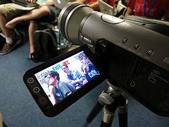 Multimedia Roundtable - Wikimania 2013 - 19.jpg