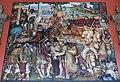 Mural by Diago Rivera, The arrival of Herman Cortes in Veracruz, 1951.jpg