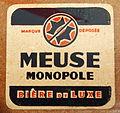 Musée Européen de la Bière, Beer coaster pic-127.JPG