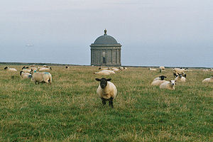 Mussenden Temple/Co. Londonderry