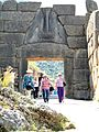 Mycenae Lion gate (7703517536).jpg