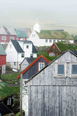 Mykines, Faroe Islands - A May morning in Mykines
