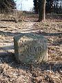 Myriameterstein 47 rechtsrheinisch Unkel Wasserseite.JPG
