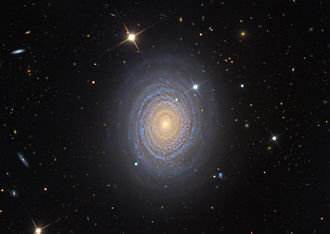 NGC 488 - NGC 488 by Mount Lemmon Observatory