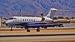 N522FX 2005 Bombardier BD-100-1A10 Challenger 300 C-N 20064 (26722387845).jpg