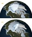 NASA Finds Thickest Parts of Arctic Ice Cap Melting Faster (6941907057).jpg