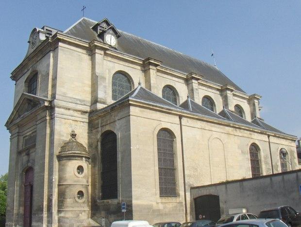 Monument historique à Chantilly
