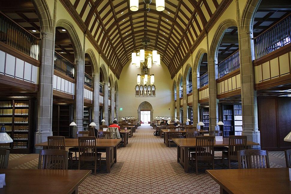 NDLS Kresge Law Library 2012