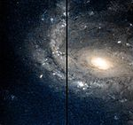 NGC 4051 color cutout hst 12212 11 wfc3 uvis f547m f502n sci.jpg