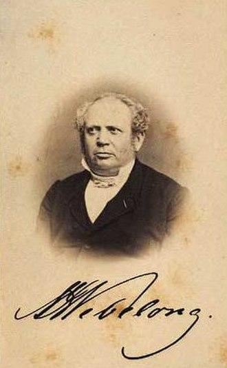 Niels Sigfred Nebelong - Image: NS Nebelong