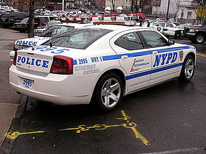 New York City Police Department Highway Patrol - Image: NYPD Highway Patrol Dodge Charger
