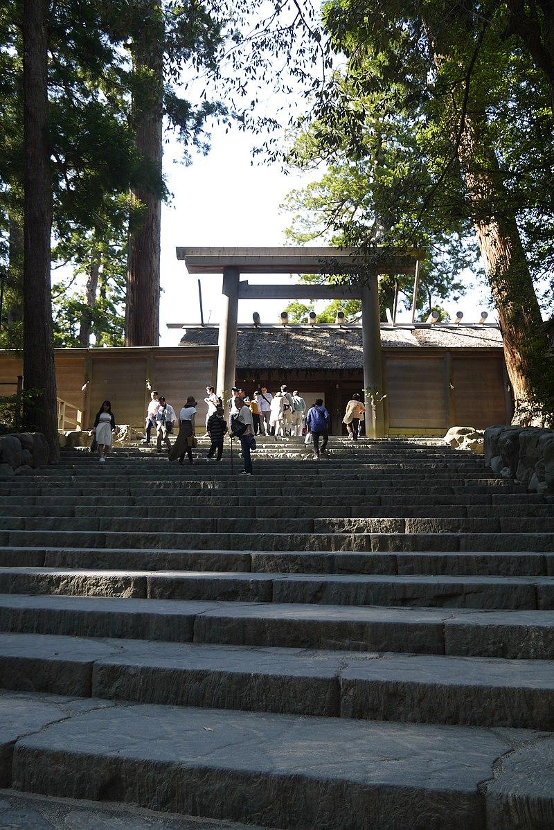 Naiku Ise-jingu Grand Shrine 01.JPG