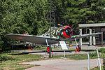 Nakajima Ki-43-II Hayabusa in the Great Patriotic War Museum 5-jun-2014.jpg