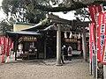 Nankun Shrine in Sumiyoshi Grand Shrine.jpg