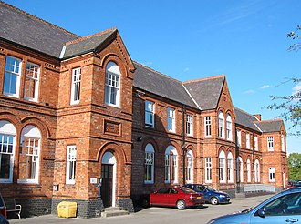 Nantwich Workhouse - Children's home and school