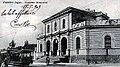 Napoli, Funicolare di Montesanto, Stazione al Vomero.jpg