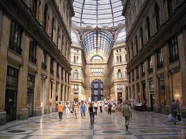 Galleria Umberto I_9