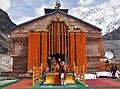 Narendra Modi during his visit to the Kedarnath Temple in Uttarakhand.jpg