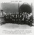 National Academy of Design jury 1900 with caption.jpg
