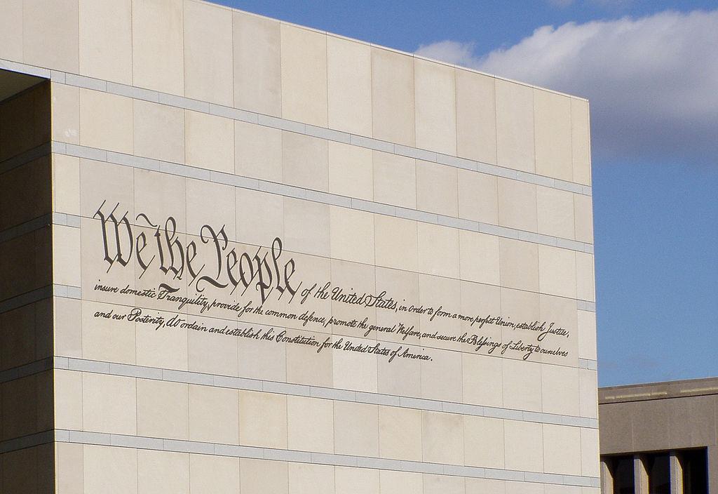 National Constitution Center-exterior