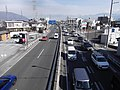 National Rute 20 Shimokogawara-chou, Koufu-city.jpg