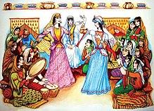 Custom And Traditions In Azerbaijan Wikipedia