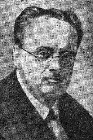 Dimitri Navachine - Dimitri Navachine, circa 1936