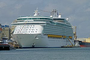 Port of Galveston - The cruise industry has become a major source of operating revenue for the Port of Galveston