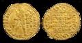 Nederland gouden dukaat 1724 VOC scheepswrak Akerendam.png
