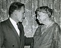 Nelson Rockefeller and Eleanor Roosevelt at United Jewish Appeal of Greater New York dinner.jpg