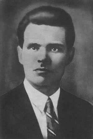 Nestor Makhno - Nestor Makhno in 1909