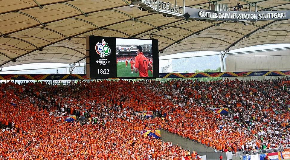 Netherlands fans - 2006 FIFA World Cup