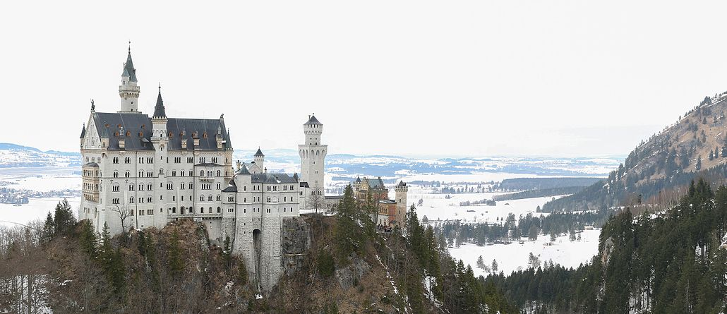 Neuschwanstein - Wikipedia, la enciclopedia libre