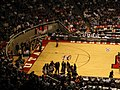 Nevada Wolf Pack vs. Montana Grizzlies, First Round, NCAA Men's Basketball Tournament, Huntsman Center, University of Utah, Salt Lake City, Utah (114272051).jpg
