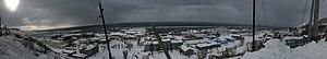 Nevelsk - Image: Nevelsk Panorama 30.12.2009