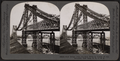 New Bridge over the East River in course of construction, New York, from Robert N. Dennis collection of stereoscopic views.png