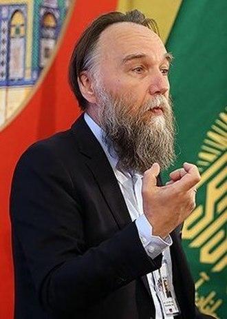 Aleksandr Dugin - Image: New Horizons International Conference 04 (cropped)