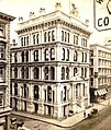 New York Life Insurance Building, S.E. corner of Leonard St. on Broadway, from Robert N. Dennis collection of stereoscopic views crop.jpg