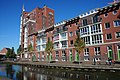 New residences at a the revitalised canals at Breda - panoramio.jpg