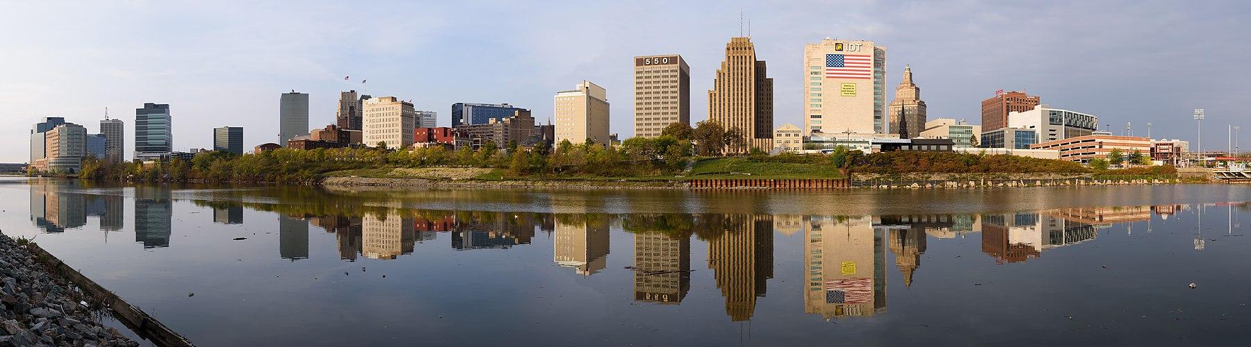 Newark New Jersey Wikipedia - Us zip code newark