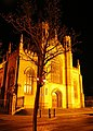 Newry Cathedral at night - geograph.org.uk - 1096184.jpg