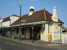 Newtown Railway Station 1
